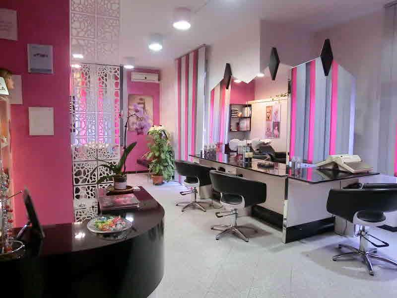 Salone parrucchiera donna 2000 di daniela pellegrini for Colori per salone